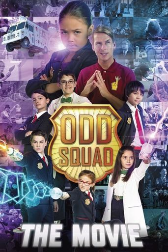 Odd Squad: The Movie Poster