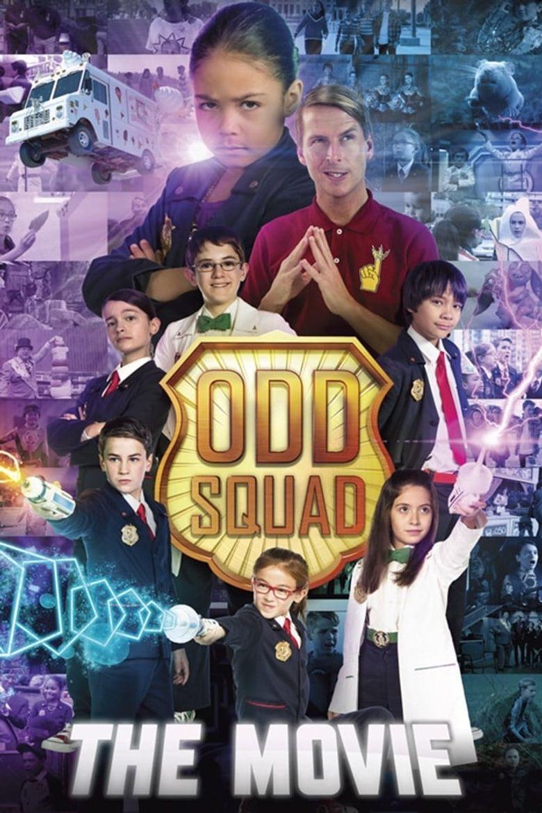 Odd Squad: The Movie Poster