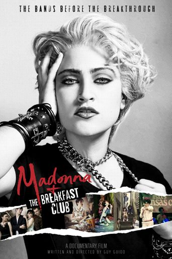 Madonna and the Breakfast Club Poster