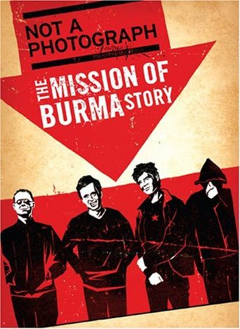 Mission of Burma: Not a Photograph - The Mission of Burma Story Poster