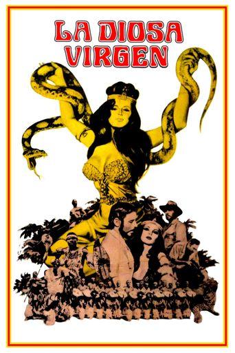 The Virgin Goddess Poster