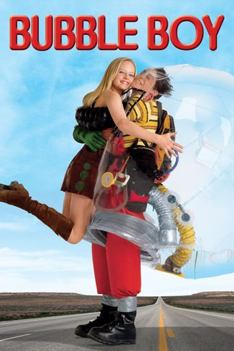 Bubble Boy Poster