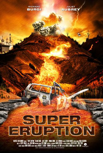 Super Eruption Poster