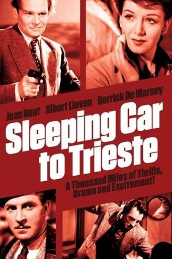 Sleeping Car To Trieste Poster