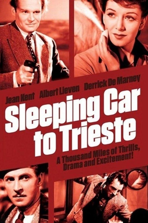 Sleeping Car To Trieste Poster
