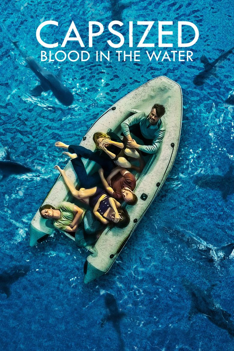 Capsized: Blood in the Water Poster