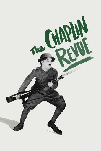 The Chaplin Revue Poster