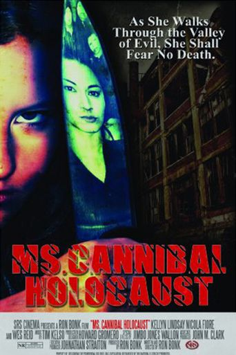 Ms. Cannibal Holocaust Poster