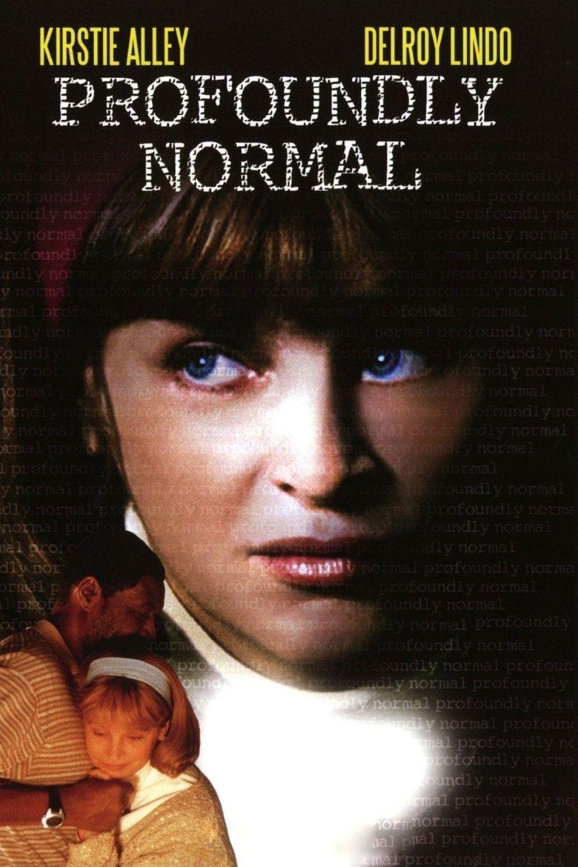 Profoundly Normal Poster