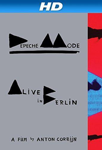 Depeche Mode: Alive in Berlin Poster