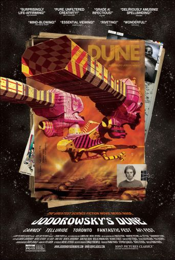 Watch Jodorowsky's Dune