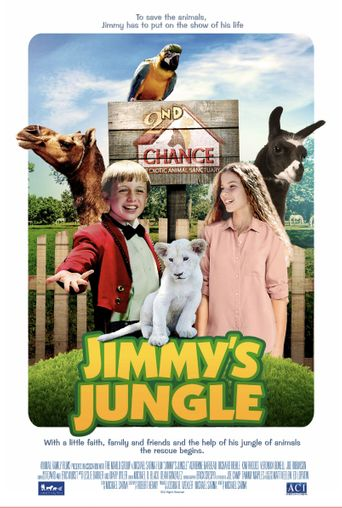 Jimmy's Jungle Poster