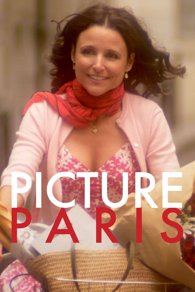 Picture Paris Poster