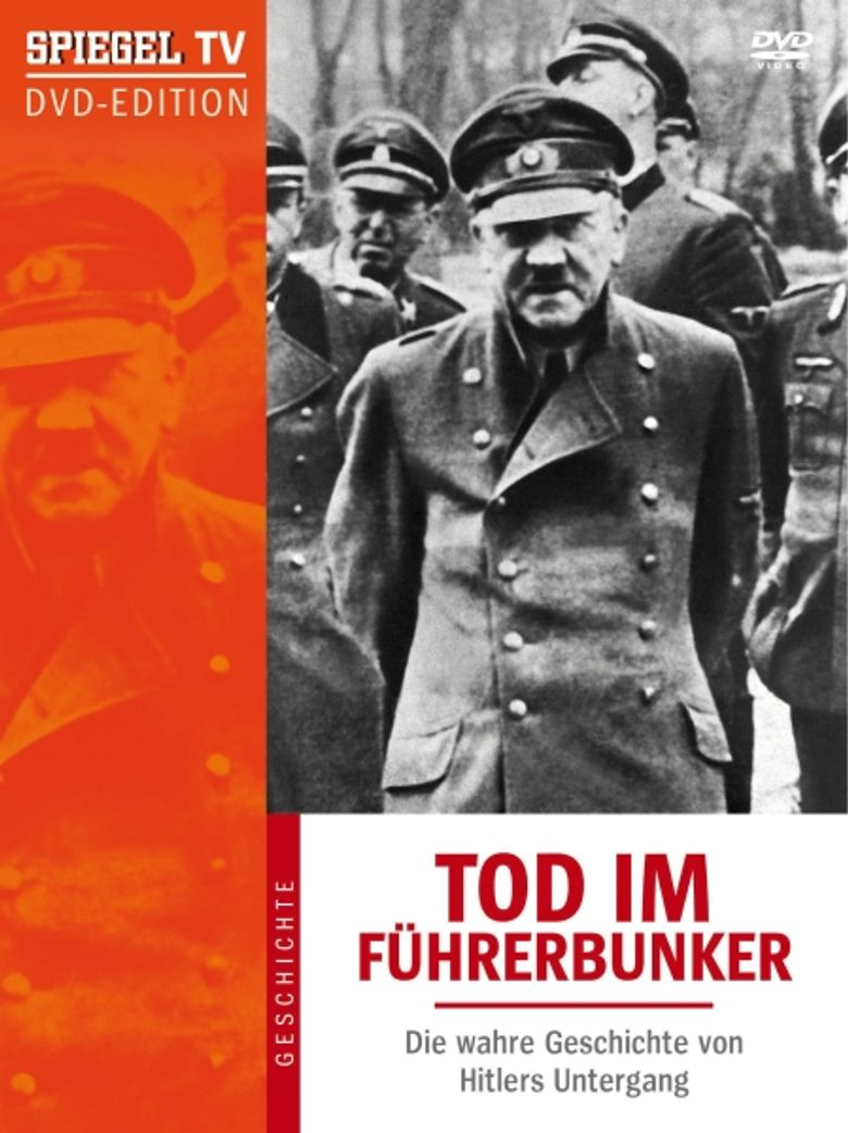Death in the Bunker: The True Story of Hitler's Downfall Poster