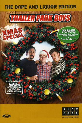 The Trailer Park Boys Xmas Special Poster