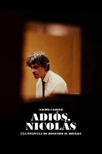 Adiós, Nicolás Poster