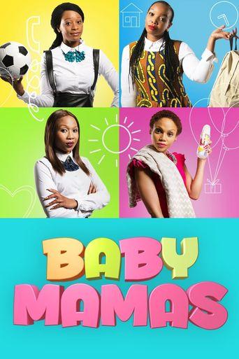Baby Mamas Poster