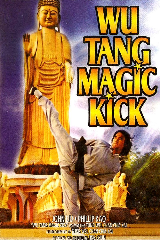 Wu Tang Magic Kick Poster