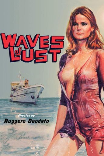 Waves of Lust Poster
