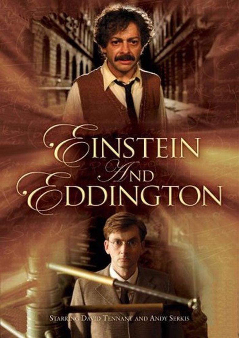 Einstein and Eddington Poster