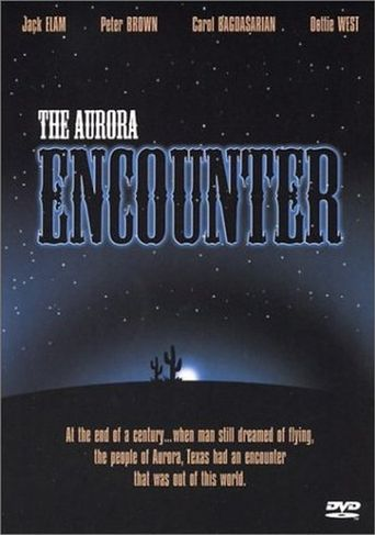 The Aurora Encounter Poster