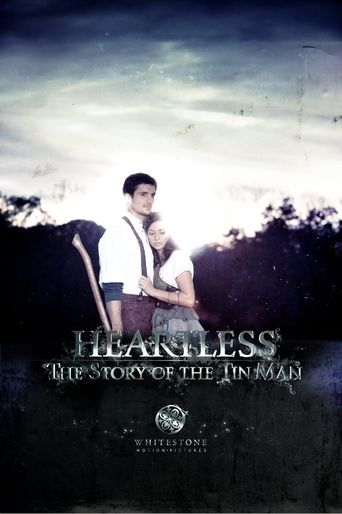 Heartless: The Story of the Tin Man Poster