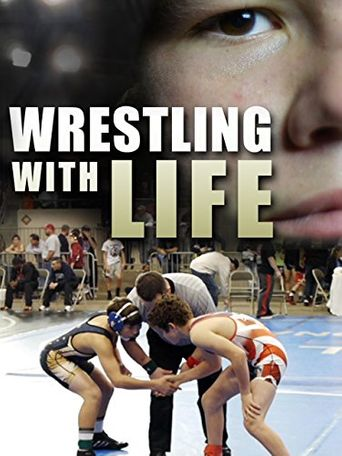 Wrestling with Life Poster