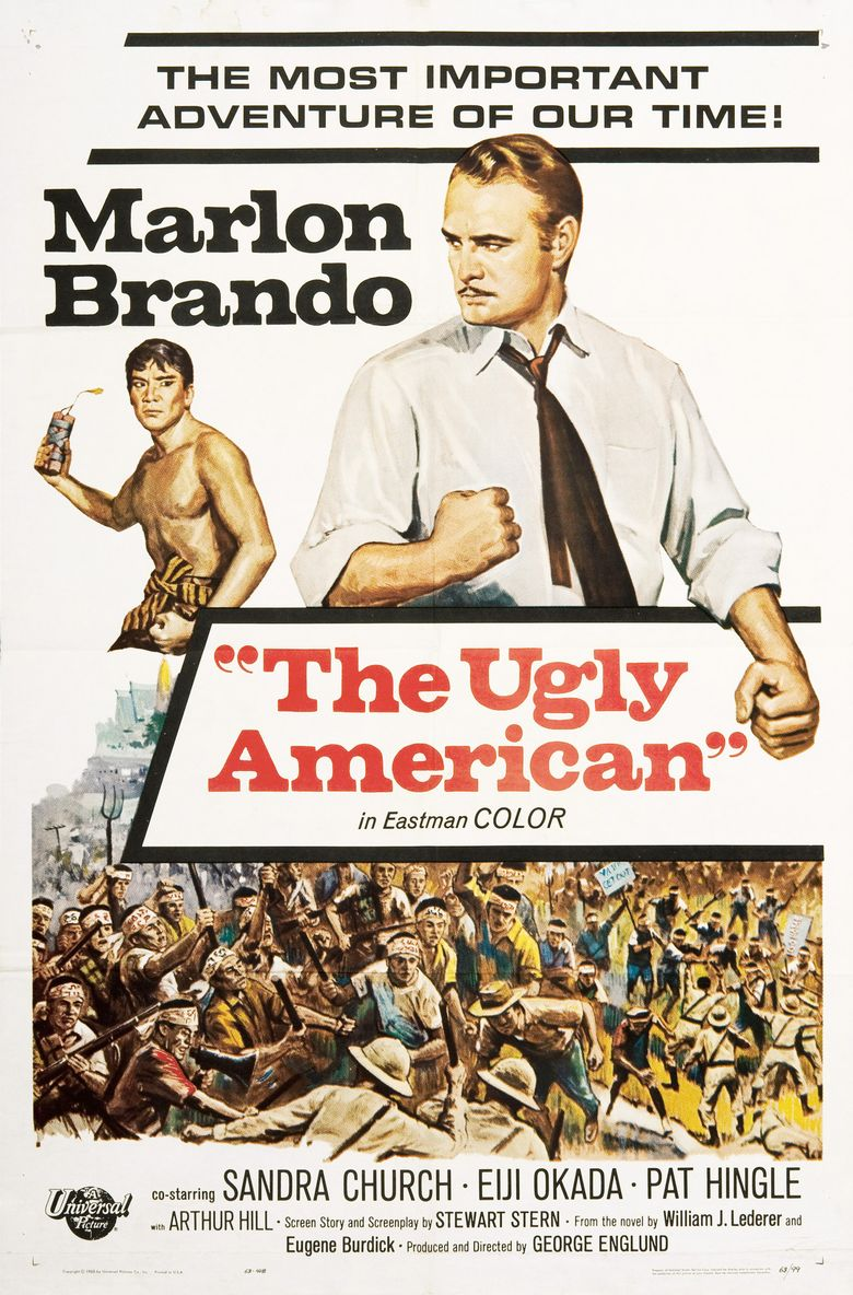 The Ugly American Poster