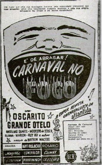 Carnaval no Fogo Poster
