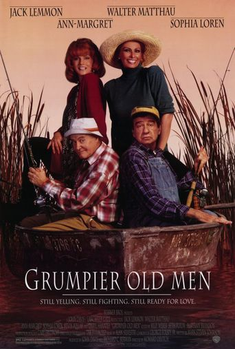 Grumpier Old Men Poster