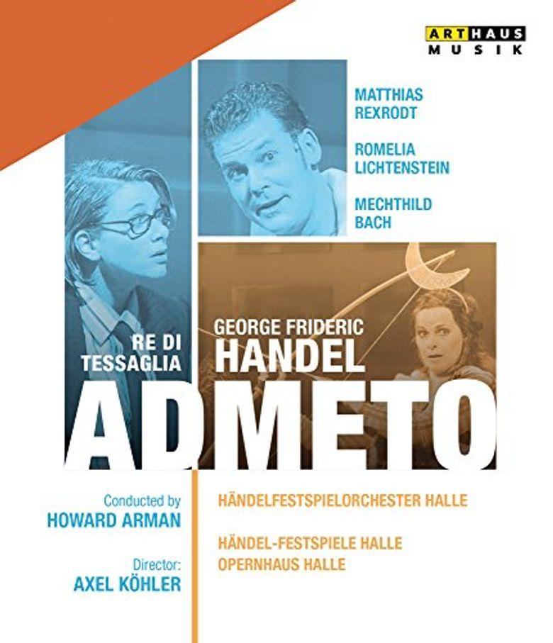 Admeto Poster