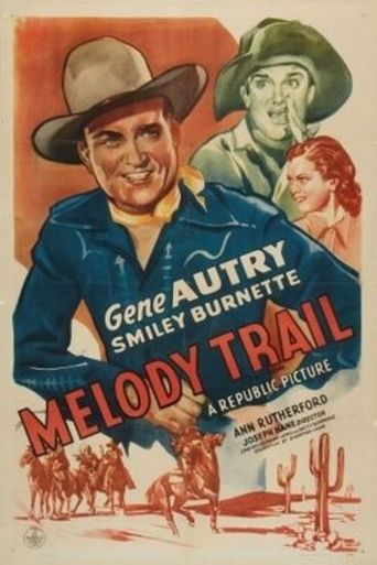 Melody Trail Poster