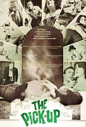 The Pick-Up Poster