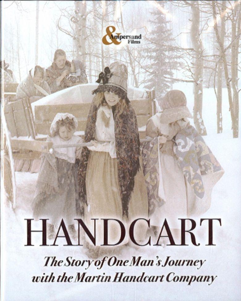 Handcart Poster
