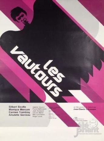 Les vautours Poster