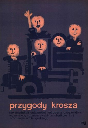 Adventures of Krosh Poster