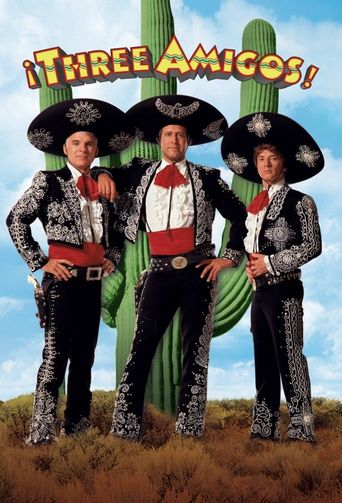 Watch ¡Three Amigos!