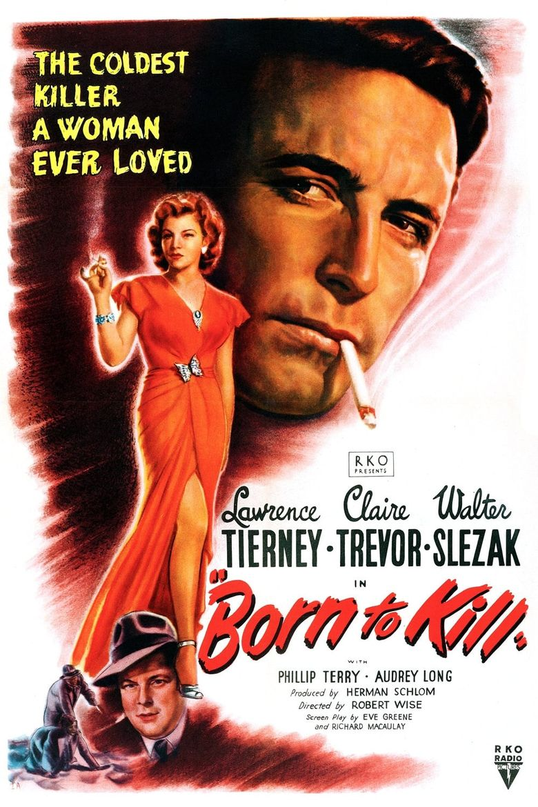 Born to Kill Poster