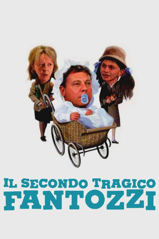 The Second Tragic Fantozzi Poster