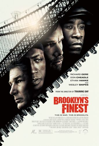 Brooklyn's Finest Poster