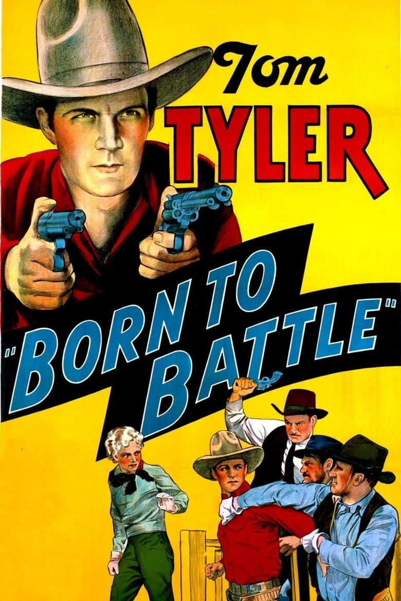 Born to Battle Poster