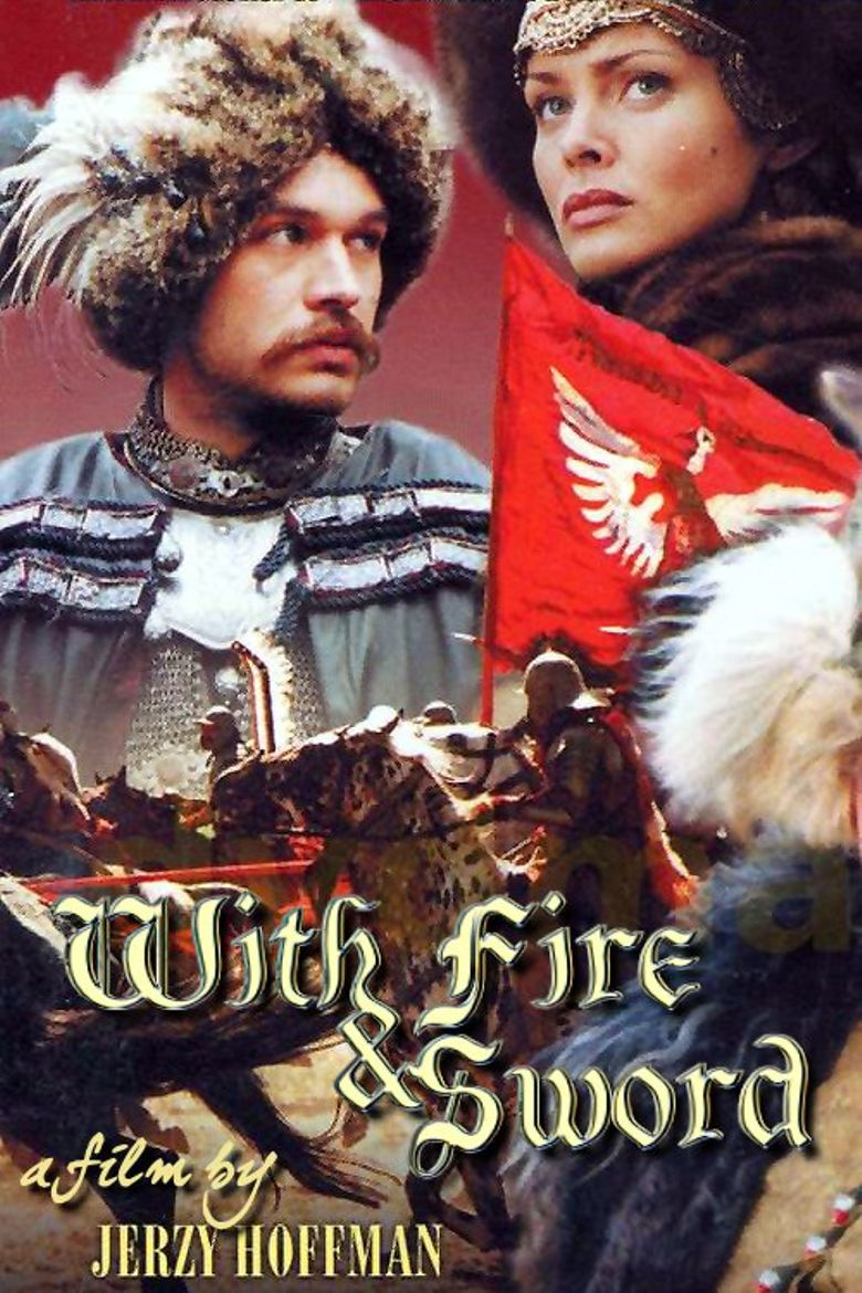 With Fire and Sword Poster