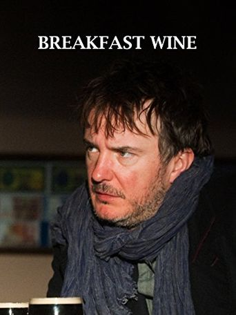 Breakfast Wine Poster
