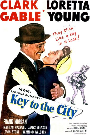 Key to the City Poster