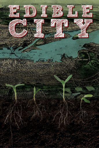 Edible City Poster