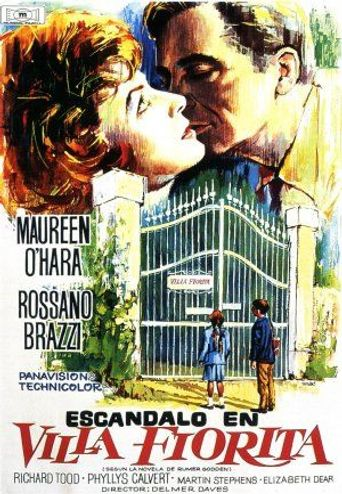 The Battle Of The Villa Fiorita Poster