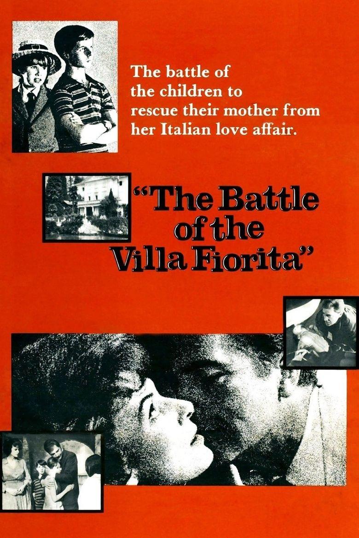 The Battle of the Villa Fiorita Poster