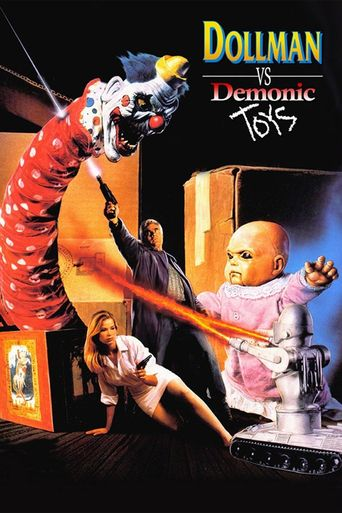Dollman vs. Demonic Toys Poster