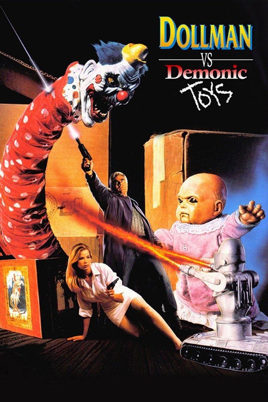 Dollman vs. Demonic Toys Poster