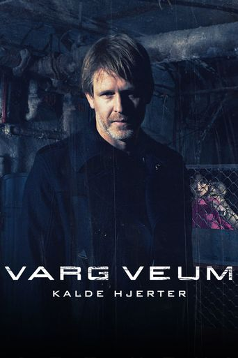 Varg Veum - Cold Hearts Poster